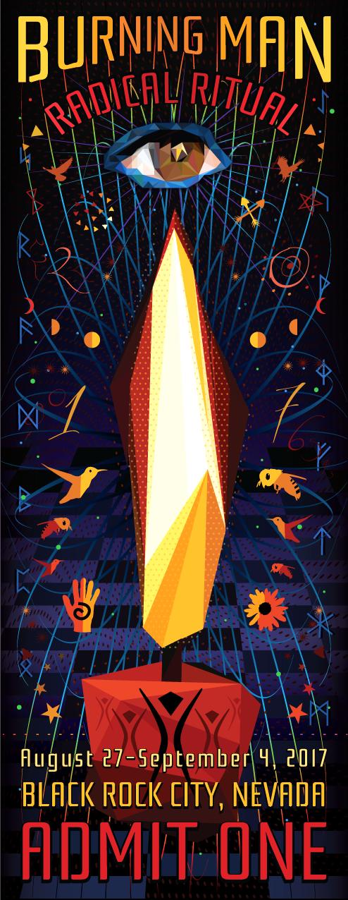 2017 Ticket - Radical Ritual